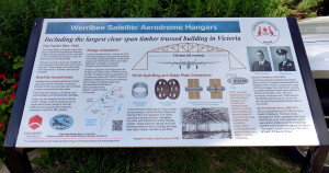 The History of the Werribee Hangar